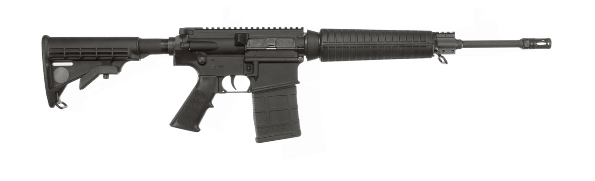 "AR-10® 16"" DEFENSIVE SPORTING RIFLE"