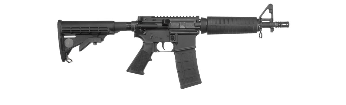 "M-15™ 10.3"" DEFENSIVE SPORTING RIFLE A2 NFA"