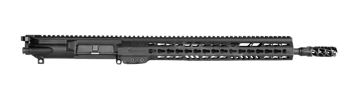 "AR-10® A-SERIES TACTICAL 16"" COMPLETE UPPER"