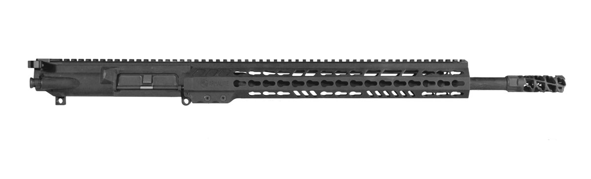 "AR-10® B-SERIES TACTICAL 18"" COMPLETE UPPER"