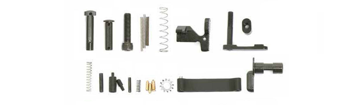 M-15™ LOWER PARTS KIT (NO TRIGGER OR GRIP)