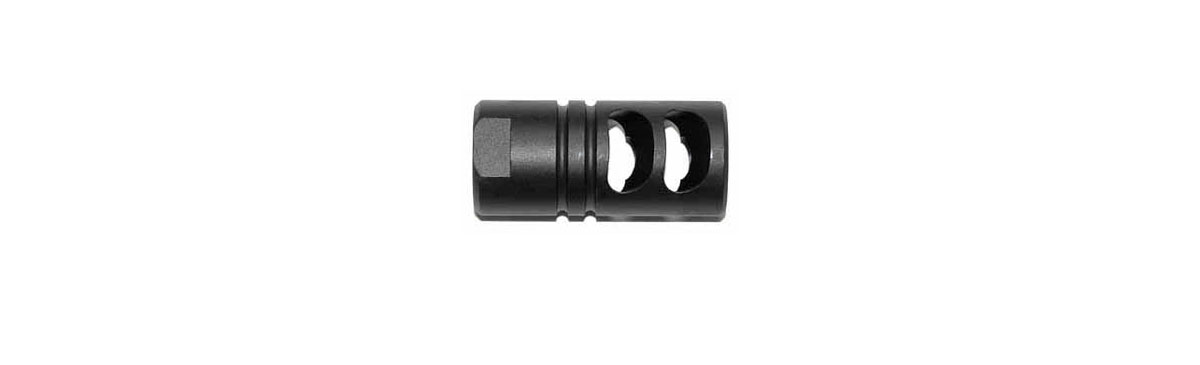 AR-10® .308 TWO-PORT MUZZLE BRAKE