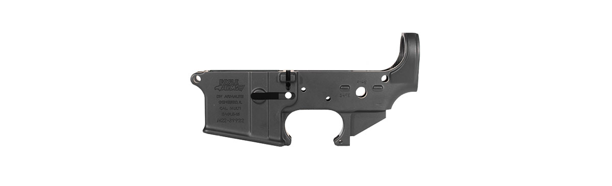 EAGLE ARMS EA15 STRIPPED LOWER RECEIVER