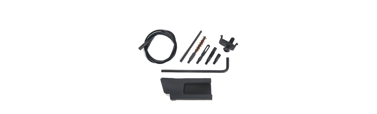 M-15™ 5.56/.223 REM OTIS PISTOL GRIP CLEANING KIT