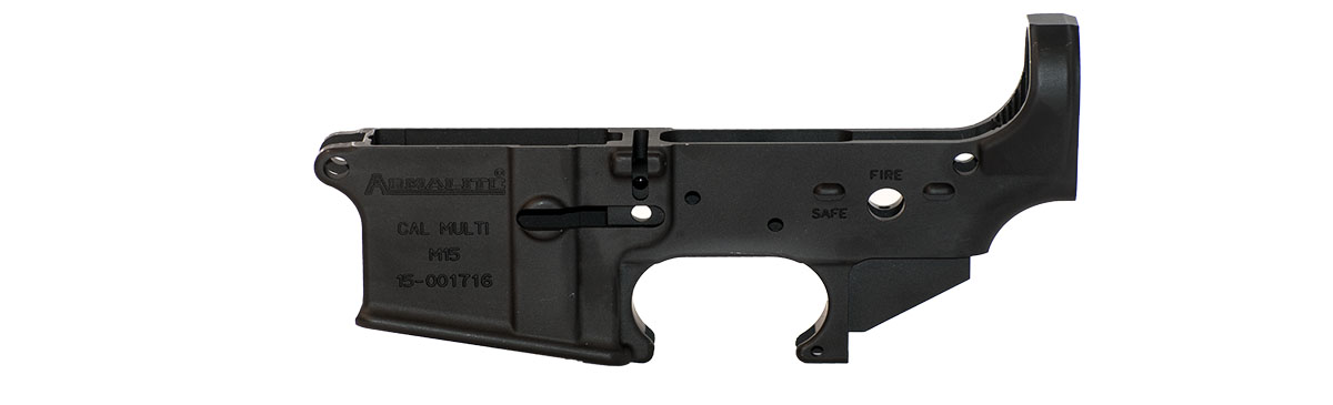 M-15™ STRIPPED LOWER RECEIVER